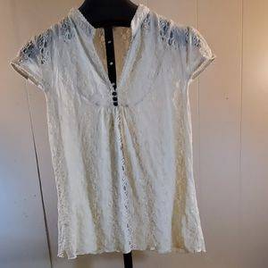 Lace Smock